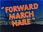 Bugs Bunny_Fowart march Hare 1952